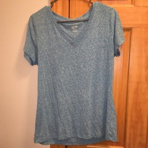 Mossimo V-Neck Tee Large